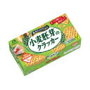 (本州一部送料無料) 森永 小麦胚芽のクラッカー (4×8)32入 (Y12)(ケース販売)【ラッキーシール対応】