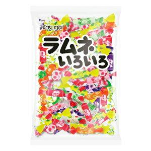 (本州送料無料) 春日井 750g ラムネいろいろ 6入  (Y10)(ケース販売)