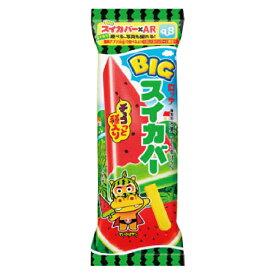 ロッテ BIGスイカバー 25入(冷凍)* 【ラッキーシール対応】