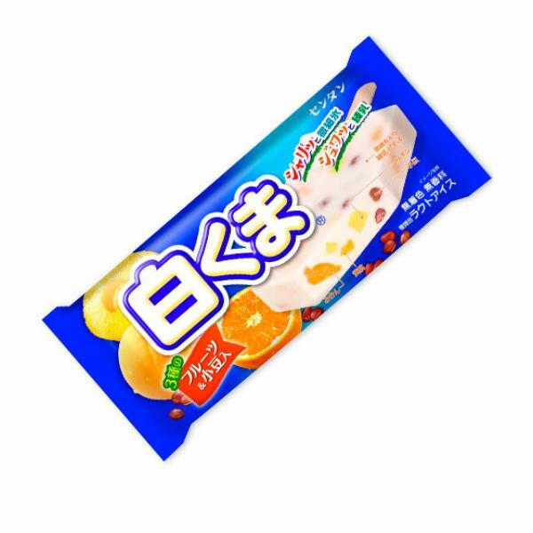 センタン 白くまアイスバー 24入(冷凍)* 【ラッキーシール対応】
