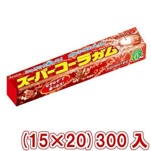 (本州送料無料)クラシエ スーパーコーラガム (15×20)300入