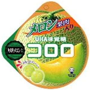(賞味期限2020.5月末)味覚糖 コロロ メロン 6入 *【ラッキーシール対応】@