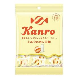 カンロ ミルクのカンロ飴 6入 【ラッキーシール対応】@