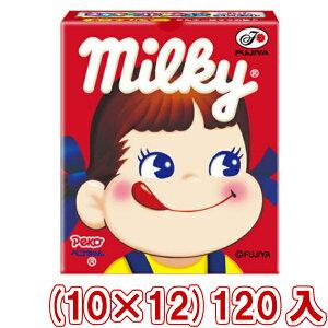 (本州送料無料)不二家 7粒ミルキー箱(10×24)240入 (Y12)(2ケース販売)
