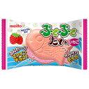 名糖 ぷくぷくたいいちご エアインチョコ 10入 【ラッキーシール対応】