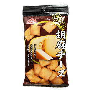 (本州送料無料) 前田製菓 38g胡麻チーズ(20×3)60入 (Y10)