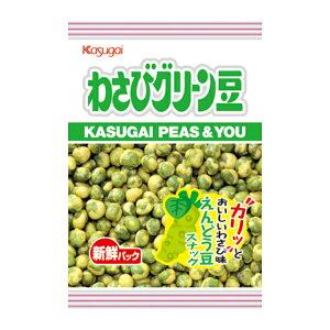 春日井 S わさびグリーン豆 12入
