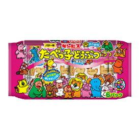 ギンビス たべっ子どうぶつバター味12入 【ラッキーシール対応】
