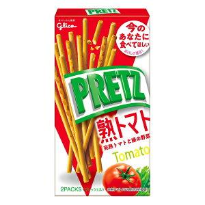 (本州送料無料) 江崎グリコ プリッツ 熟トマト(10×2)20入