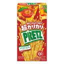 江崎グリコ 超カリカリプリッツ クリスピーピザ味 10入