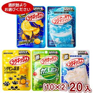 (2つ選んでクリックポスト全国送料無料)味覚糖 シゲキックス(10×2)20入 (ポイント消化)(CP3) 【ラッキーシール対応】