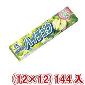 (本州送料無料) 森永 ハイチュウ グリーンアップル (12×12)144入 (Y80)(ケース販売)