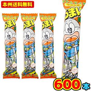 (本州送料無料)やおきん うまい棒サラミ味(30×20)600入 (ケース販売)