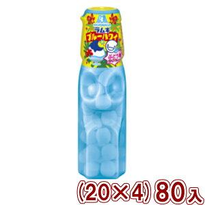 (本州送料無料) 森永 ラムネ ブルーハワイ (20×4)80入 (Y80)