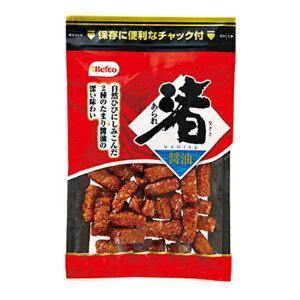 栗山米菓 渚あられ しょうゆ味 100g×12入