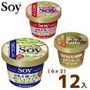 (2つ選んで、本州一部冷凍送料無料)クラシエ SOY(6×2)12入(冷凍)