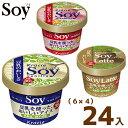 (4つ選んで、本州一部冷凍送料無料)クラシエ SOY(6×4)24入(冷凍)