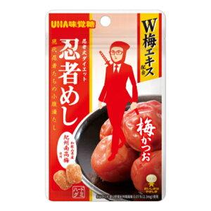 味覚糖 忍者めし 梅かつお味 10入