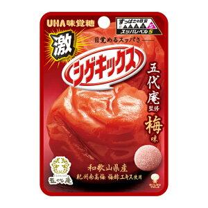 味覚糖 激シゲキックス 梅味 10入