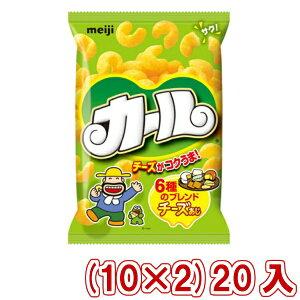 (本州送料無料) カールチーズあじ(10×2)20入 (Y12)
