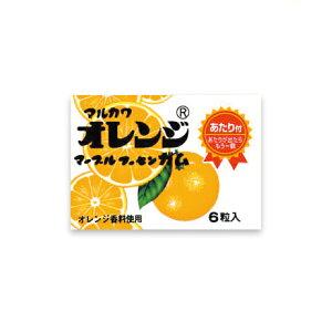 マルカワ オレンジマーブルガム (33+3)36入