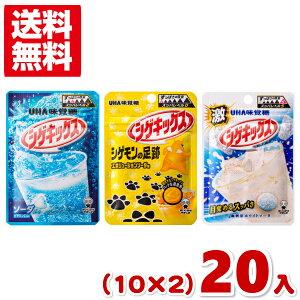 (2つ選んでメール便全国送料無料)味覚糖 シゲキックス(10×2)20入 (ポイント消化)