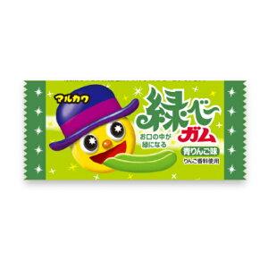 マルカワ 緑べ〜ガム (50+3)53入