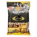 おやつカンパニー ライザップ×BODY STAR プロテインスナック (ステーキ味) 12入 (ボディスター protein RIZAP)