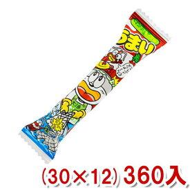 (本州送料無料)やおきん うまい棒エビマヨ味(30×12)360入 (Y12)