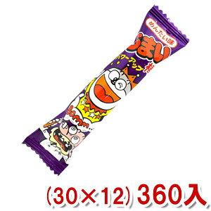 (本州送料無料)やおきん うまい棒めんたい味(30×12)360入 (Y12)