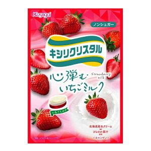 春日井 67g キシリクリスタル いちごミルク 6入