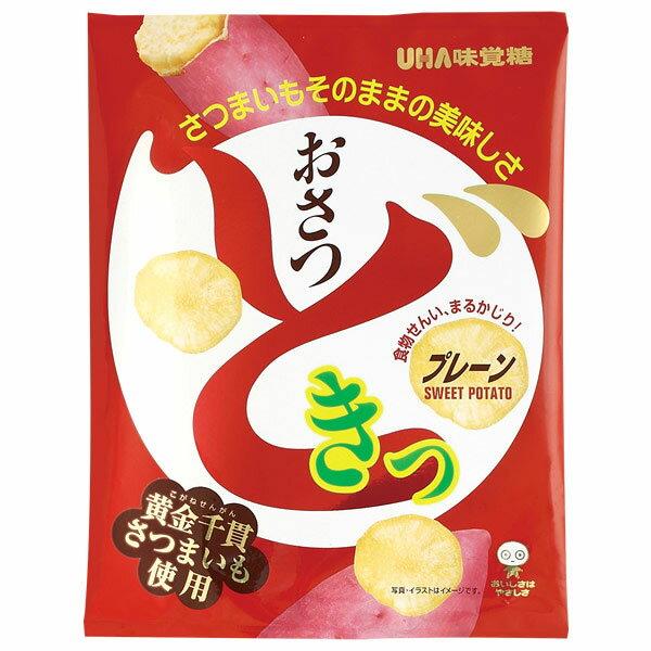 味覚糖 おさつどきっプレーン味 65g×10入