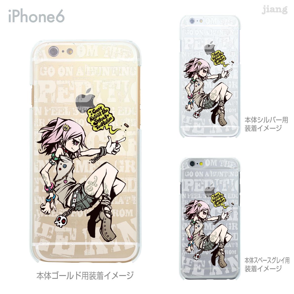 iPhoneX iPhone X ケース iPhone8 iPhone7ケース iPhone7 Plus iPhone6s iPhone6 Plus iphone ハードケース Clear Arts ケース カバー スマホケース クリアケース Project.C.K. BANG 11-ip6-ca0002-s