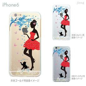iPhone 11 Pro Max ケース iPhone11 iPhoneXS Max iPhoneXR iPhoneX iPhone8 Plus iPhone iphone7 Plus iPhone6s iphoneSE iPhone5s スマホケース ハードケース カバー かわいい フラワーガールとネコ 01-ip6-ca0099