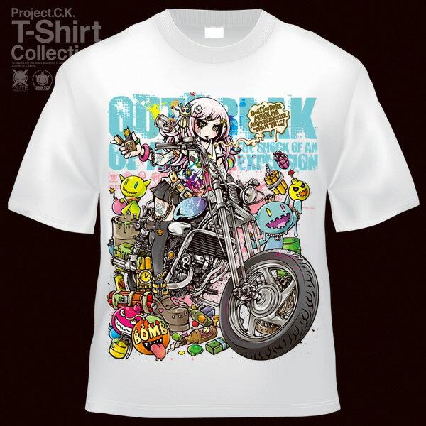 【Project.C.K】【プロジェクトシーケー】【Tシャツ】【キャラクター】【IGNITION_A】11-pck-0078