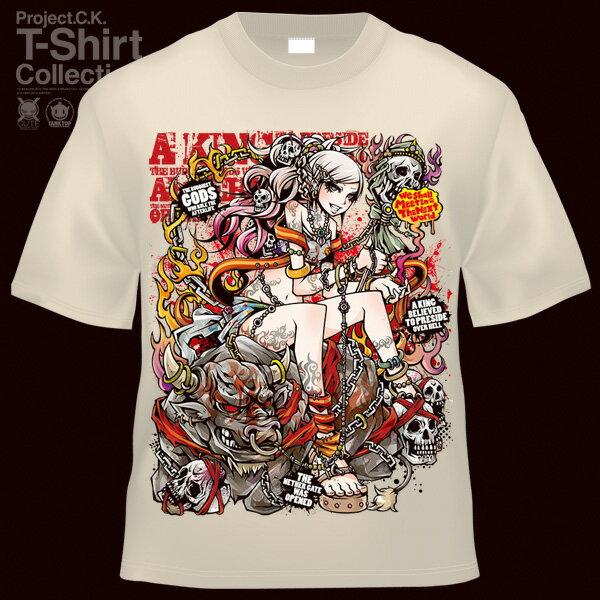 【Project.C.K】【プロジェクトシーケー】【Tシャツ】【キャラクター】【焔摩天】11-pck-0092