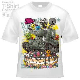 【Project.C.K】【プロジェクトシーケー】【Tシャツ】【キャラクター】【TANK TOP】11-pck-0096