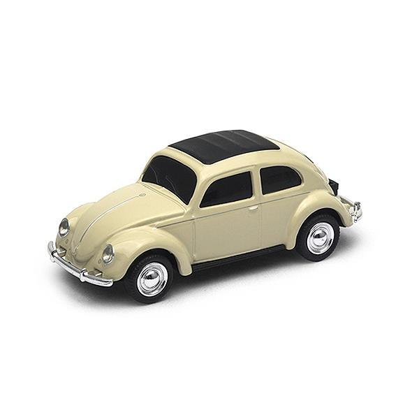 AUTODRIVE 16GB[654617]USBメモリ Volkswagen Classic Beetle-Cream/フォルクスワーゲン クラシック ビートル クリーム【USBフラッシュメモリー/USBメモリー/メモリUSB/ミニカー/車/くるま/クルマ/自動車/リアル/かわいい/かっこいい/カッコイイ/おしゃれ/PC/事務用品】