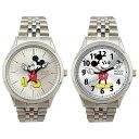 ミッキーマウス 手針 メタル ベルト 腕時計 ウォッチ キッズ レディス メンズ ウォッチ ポスト投函発送 MK6 ミッキー …