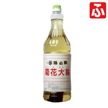 福山酢・菊花大輪(根こんぶ入り)1.8L×1本【あす楽(九州)】