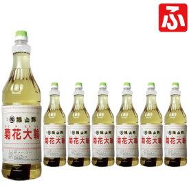 福山酢・菊花大輪(根こんぶ入り)1.8L×7本
