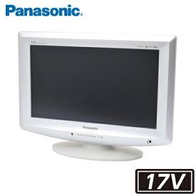 パナソニック Panasonic VIERA 液晶テレビ 中古 テレビ 17型 液晶テレビ TH-L17X10PS(TH-L17X1) 17V型 地上・BS・110度CSデジタルハイビジョン 17インチ HDMIは2系統