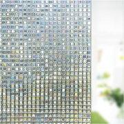 あす楽楽天通販新生活ガラスフィルム目隠し窓モザイク目隠しフィルム目隠し飛散防止窓モザイクタイルきらきらデザインデコレーションおしゃれステンドグラスウィンドウフィルタシート45cmx200cm