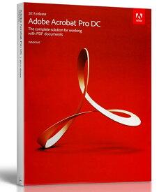 パッケージ版 Adobe Acrobat Pro DC 2015 for Windows 言語自動判別、日本語対応 永久ライセンス版 アドビ アクロバット