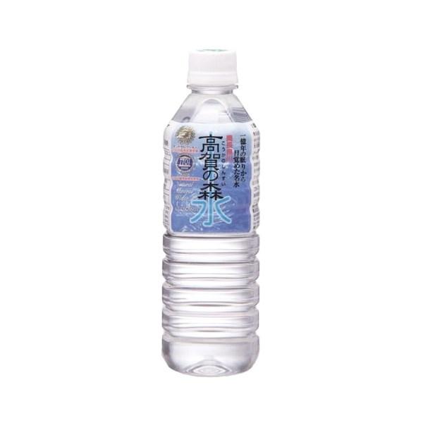 高賀の森水 500mLボトル×24本