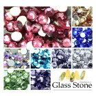 ダイヤモンドの様な素晴らしいキラメキ度♪スワロフスキードリルに近いの高品質!ガラスラインストーンSS3〜SS20|ジェルネイル|ラインストーン|アクセサリー|レジン