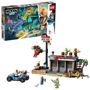レゴ LEGO 70422 ヒドゥンサイド ゴーストがいっぱいエビレストラン 誕生日 プレゼント クリスマス 男子 プレゼント