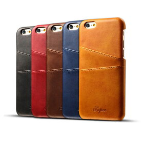 iPhone Case Leather Card Pocket iPhoneケース 牛革 レザー カード収納 アイフォンXR Xs Max Xs X 8 7 6s 6 8プラス 7プラス 6sプラス 6プラス ブランド デザインケース スマートフォンケース スマホケース スマホカバー アイフォンケース