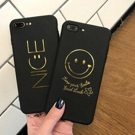 iPhone Case Nice Smile Star Black iPhoneケース ナイス スマイル スター 星 ブラック 黒 アイフォン X 8 7 6s 6 8プラス 7プラス 6sプラス 6プラス ブランド デザインケース スマートフォンケース スマホケース スマホカバー アイフォンケース