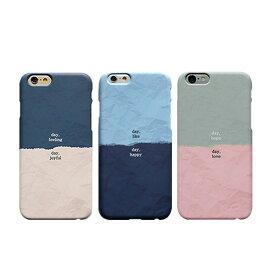 1988y iPhone design case day day iPhoneケース バイカラー メッセージ ペーパー アイフォン Xs X 8 7 6s 6 8プラス 7プラス 6sプラス 6プラス ブランド デザインケース スマートフォンケース スマホケース スマホカバー アイフォンケース
